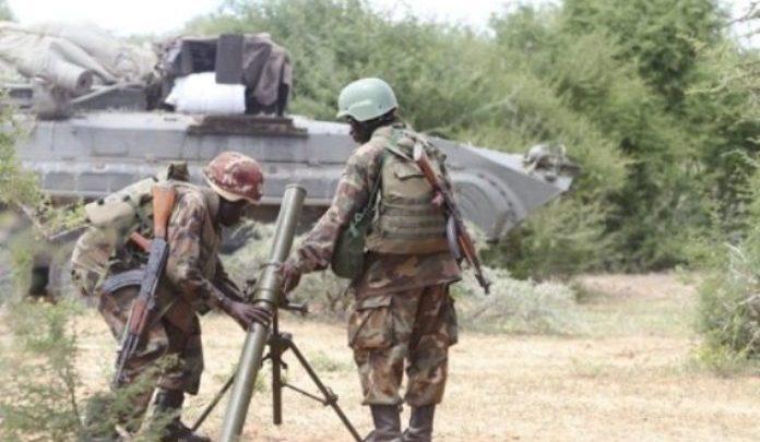 Photo of Al Shabaab Fires Mortars At AMISOM Base In Lower Shabelle Region