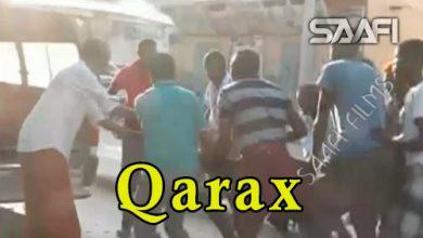Photo of Qarax lagu dhamaaday oo ka dhacay Muqdisho gaar ahaan wadada Makka Al Mukarama