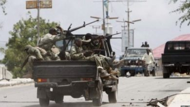 Photo of Troops Within Somali National Army Clash In Mogadishu