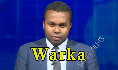 Photo of WARKA 19 03 2018 Xildhibaanadii baarlamaanka gudoomiye Jawaari kasoo horjeeday oo ku baaqay in uu is