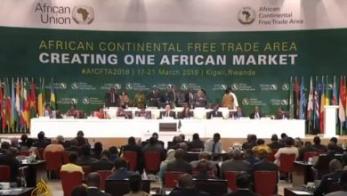 Photo of African Leaders Sign Continental Free-Trade Agreement