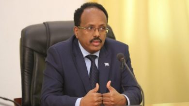 Somali President Calls More Support For SNA And AMISOM Troops