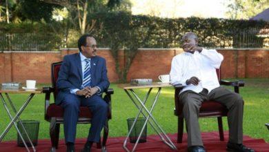AU, Somalia Commend Museveni's Efforts To Restore Peace In Somalia