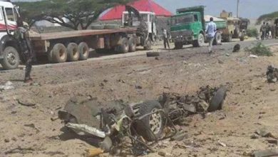 Photo of Suicide Bomber Rams Car Into Somali Military Base In Afgoye