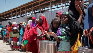 Photo of Charity Calls For Increased Humanitarian Aid To Avert Famine In Somalia