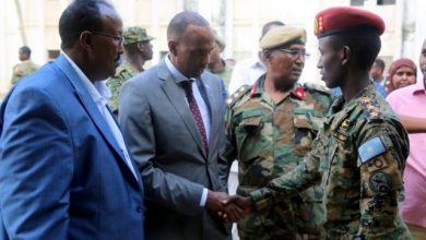 Photo of Somali PM Visits Troops Readied For Anti-Al Shabaab Offensive