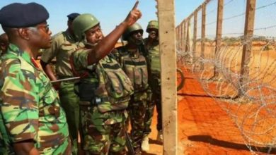 Photo of Kenya Suspends Construction Of Somalia Border Wall To Ease Tensions