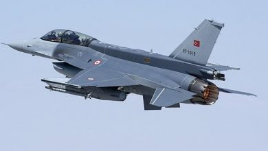 Photo of Greek Fighter Jet Crashes After Encounter With Turkish Aircraft, Officials Say