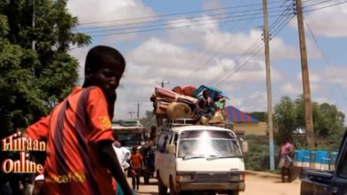 9,000 people displaced by floods in Beledweyne town