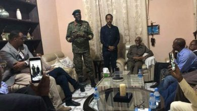 Photo of AMISOM intervenes in Somalia's political stand-off