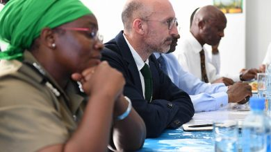 AU And UN Special Envoys Make An Assessment Visit To Somalia
