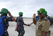 AMISOM Asks For More Police Officers In Somalia