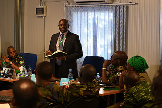 Photo of AMISOM Commanders Urged To Implement The Mission's Transition Plan
