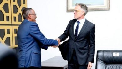 Somaliland President Meets With UK Ambassador To Somalia