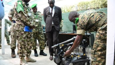 Photo of AMISOM Campaigns Against Roadside Bombs In Somalia