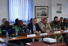 AMISOM And Partners Agree On Measures To Tackle Effectively The Threat Of IEDs