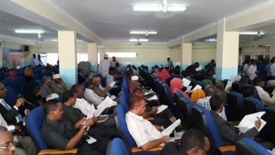 Photo of Somali Parliament To Elect New Speaker On 30th April, Says Poll Body