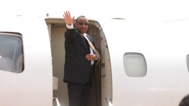 Photo of Puntland Leader Jets Off To UAE