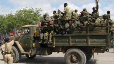 Ethiopia Troops Pull Out Of Somalia Town