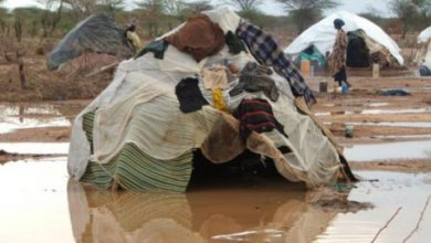 Over 427,000 People Affected By Floods Across Somalia