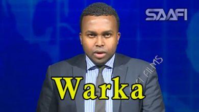 Photo of WARKA 02 04 2018 Qaar ka mid ah xildhibaanada oo M. Farmaajo ku eedeeyey in uu daacad u aheyn xalinta khilaafka baarlamaanka