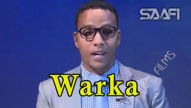 Photo of WARKA 22 04 2018 Wasiirada ah musharaxiinta gudoomiyaha baarlamaanka ah oo loo sheegay in ay marka hore wasiirnimada iska casilaan