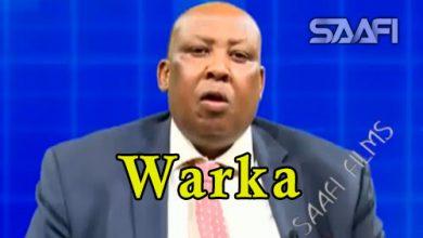 Photo of WARKA 25 04 2018 Baarlamaanka Soomaaliya oo khudbadaha ka dhageystay qaar ka mid ah musharaxiinta gudoomiyaha baarlamaanka