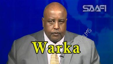 Photo of WARKA 27 04 2018 Dowlada Soomaaliya oo bilowday in ay guryo u dhisto dad aad utaabaaleynsan