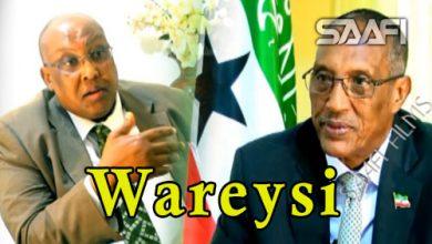 Photo of Wareysi xiiso badan su'aalo adag oo la weydiiyay Madaxweynaha Soomaaliland Muuse Biixi & wariye Hareeri
