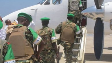 Ministry Of Defense Outlines AMISOM's Exit Strategy
