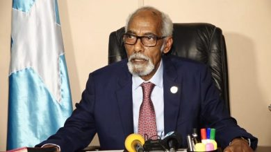 """Photo of Somali Parliament Speaker """"Resigns"""" After Power Struggle"""