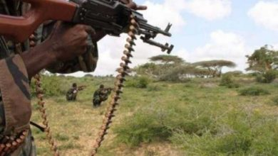Photo of Mutinous Forces Clash With Al-Shabab Militants In Central Somalia