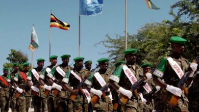 Photo of AMISOM Awards Ugandan Troops For Distinguished Service