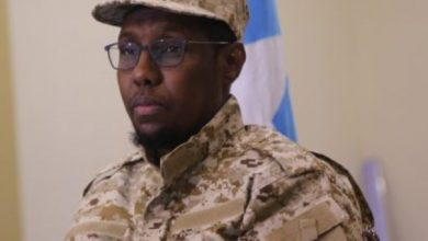 Somalia's Security Minister Inspects Police Stations In Mogadishu