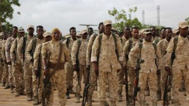 Photo of Al-Shabab Claims Killing Soldiers In Separate Mogadishu Attacks