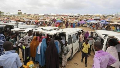Somali markets targeted in Shabaab explosions