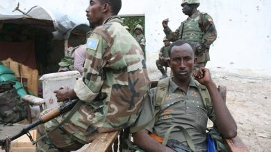 Somalia Says It's Ready To Take Over Security Responsibility From AU