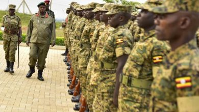 Photo of United Kingdom commends UPDF