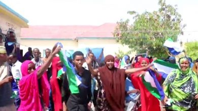 Somaliland Arrests Demonstrators, Journalists Covering Rally In Las Anod