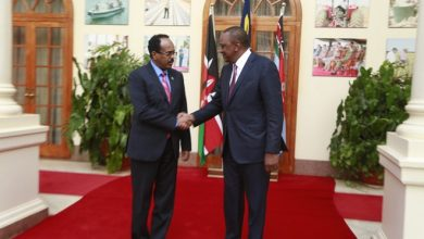 Photo of Kenyan, Somali leaders hold talks on security