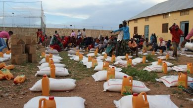 Dahabshiil delivers food aid to flood victims in Beledweyne
