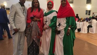 Hall packed with crowd for Somaliland Independence Day