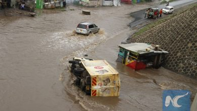 Photo of Kenya staring at risk of disease outbreak as floods continue to wreak havoc