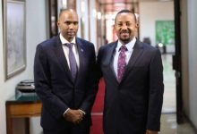 Somali PM Meets With His Ethiopian Counterpart In Addis Ababa