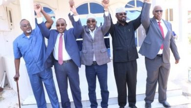 Photo of Heads Of Somalia's Federal States To Meet In Baidoa City