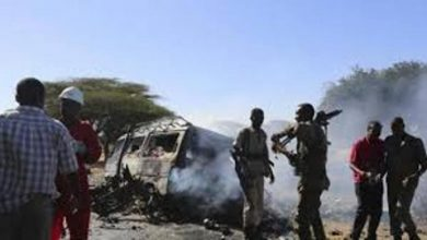Photo of A Suicide Car Bomber Targets Somali Army Convoy In Afgoye