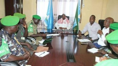 Photo of African Union Pledges To Step Up Police Training In Jubbaland