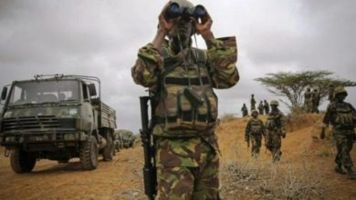 Search For Al Shabaa Recruiters Ongoing After KDF Rescues 13
