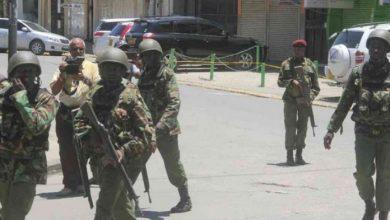 Kenya Police Pursue Al-Shabab Suspect Sent To Attack Kenya