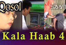 Musalsalka Kala Haab 4 Sheeko taxane ah oo qosol badan Faarax Murtiile
